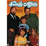 Family Affair: Season 1 by Mpi Home Video by William D. Russell James Sheldon