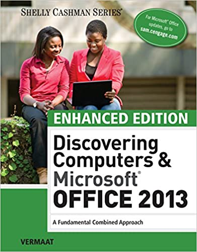 Amazon enhanced discovering computers microsoft office 2013 enhanced discovering computers microsoft office 2013 a combined fundamental approach microsoft office 2013 enhanced editions 1st edition fandeluxe Images