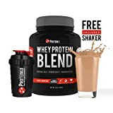 ProteinCo Whey Protein Blend | FREE SHAKER | 4 Lbs | Chocolate Flavor