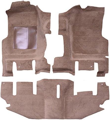 1984-1996 Jeep Cherokee 4 Door Replacement Cutpile Carpet Passenger Area