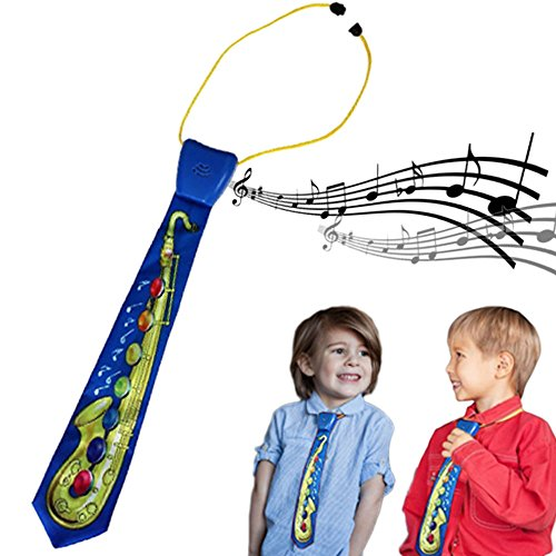 Musical Toy Neck Tie For Kids -