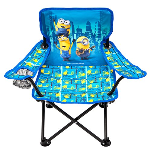 Minions Fold N' Go Patio Chairs by Minions