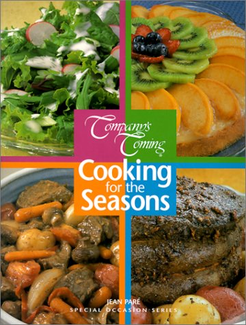 Download Cooking for the Seasons (Company's Coming Special Occasion) pdf epub