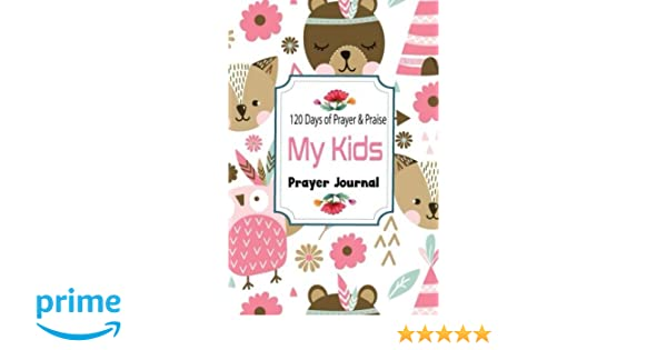 Unicorn Colorful Kid Design Prayer Journal Catholic Prayer Journal to Write In Prayer Journal Devotional My Prayer Journal for Girls 120 Days of Prayer /& Praise: Prayer Journal Binder Prayer Journal Organizer Prayer Journal Spiral Notebook 6 x
