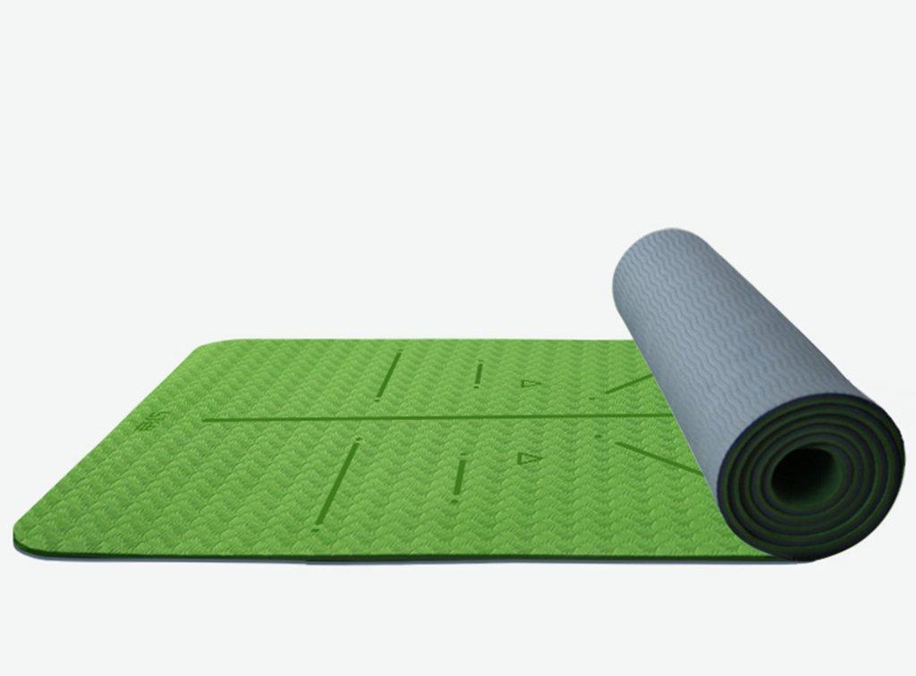 Hcjyjd guorong tappetini per lo yoga insapore tappetino