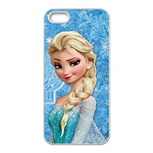 iPhone 5 5s Case Covers White Frozen S2CB
