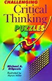 Challenging Critical Thinking Puzzles, Michael Anthony DiSpezio, 0806931868