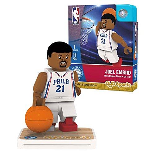 OYO Sports NBA Minifigure Philadelphia 76ers Joel Embiid by OYO