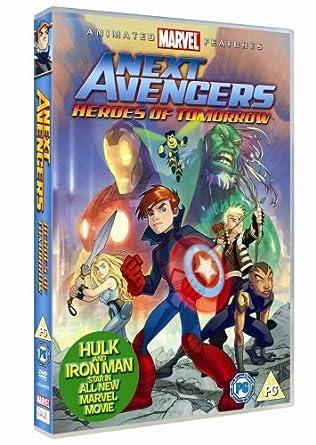 Amazon Com The Next Avengers Import Anglais Movies Tv