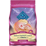 Blue Adult Indoor Hairball Control Chicken & Brown Rice Dry Cat Food 7-lb