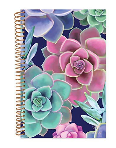 bloom daily planners 2019-2020 Academic Year Weekly & Monthly Planner with Tabs and Flexible Soft Cover (August 2019 - July 2020) - 6