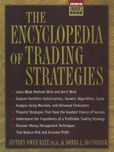 Download The Encyclopedia of Trading Strategies (McGraw-Hill Traderâ€TMs Edge Series) Pdf