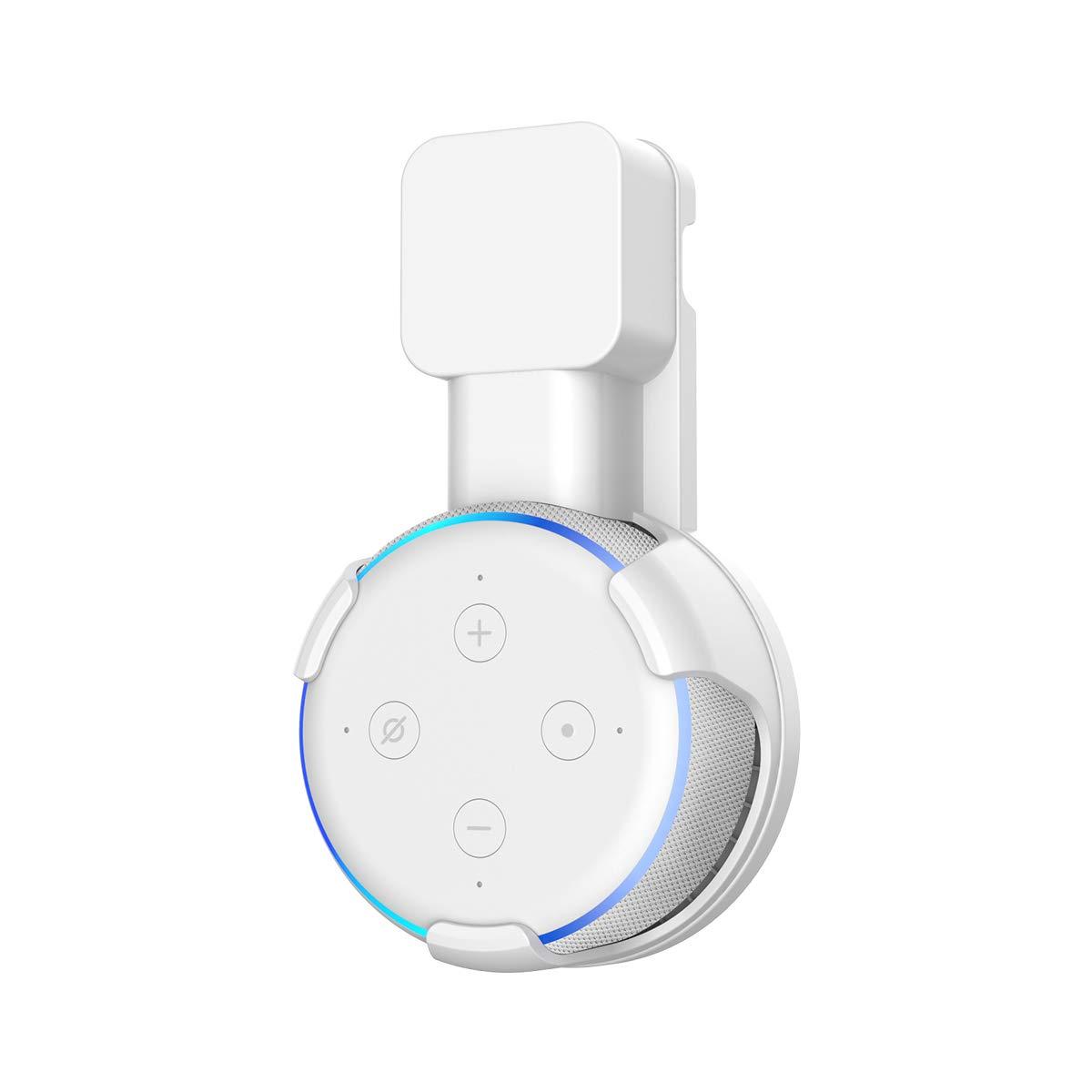 Soporte para Dot (3.ª generación) Wigoo, gestión de Cables incorporada sin