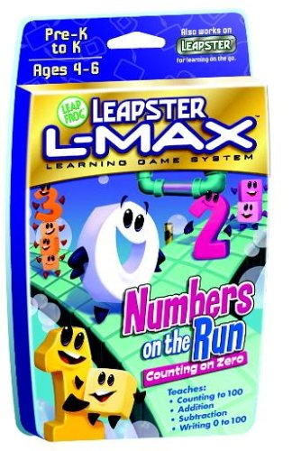 LeapFrog Leapster L-Max Numbers on the (Leapfrog Leapster L-max Learning Game System)
