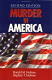 img - for Murder in America book / textbook / text book