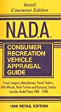 Retail Consumer Edition of the N. A. D. A. Recreation Vechile Appraisal Guide, Lenny Sims, 1580330096