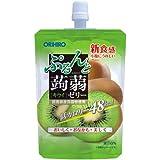 オリヒロ ぷるんと蒟蒻ゼリー キウイ 130g【8個セット】
