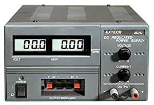 Extech 382213 Digital Triple Output DC Power Supply