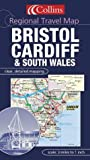 Bristol, Cardiff and South Wales (Regional Travel Map)