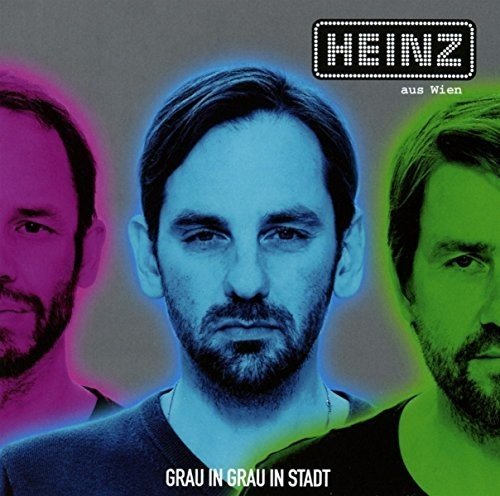 CD : Heinz Aus Wien - Grau In Grau In Stadt (Germany - Import)