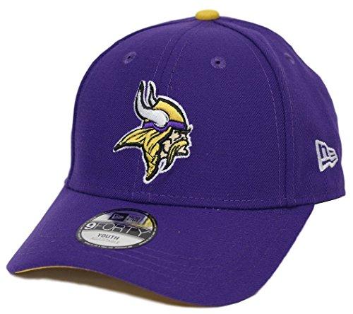 New Era Cap Co. Inc. Boys' 11355748, Purple, Youth Little Kid