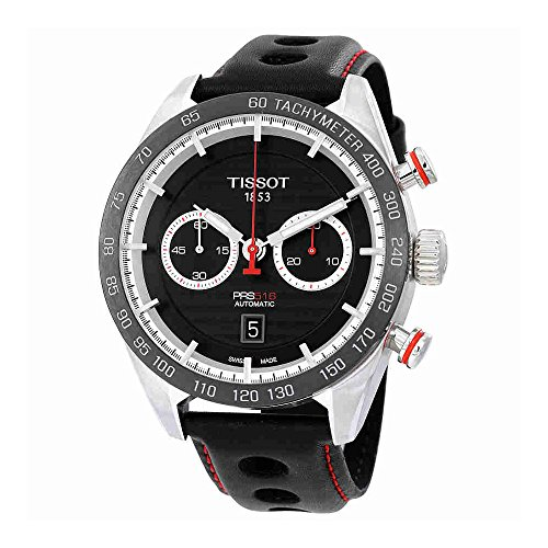 Chronograph Automatic Gents Watch - Tissot PRS 516 Chronograph Automatic Mens Watch T100.427.16.051.00