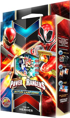 power rangers cards - 2