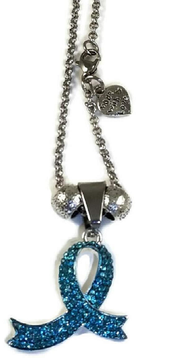 ovarian cancer jewelry swarovski cancer colon mri