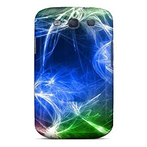 Premium Desire Space Heavy-duty Protection Cases For Galaxy S3