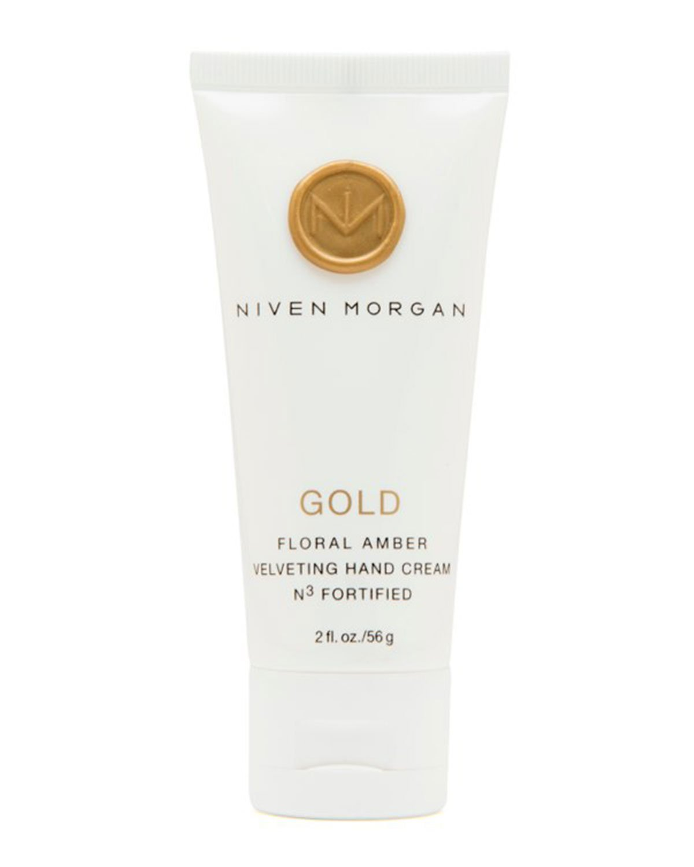 Niven Morgan Gold Travel Hand Cream