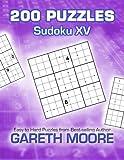 Sudoku XV: 200 Puzzles, Gareth Moore, 1479220590