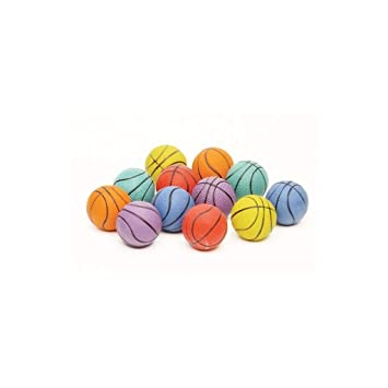 As De Trebol - Pelota basket de esponja caucho 50 mm: Amazon.es ...