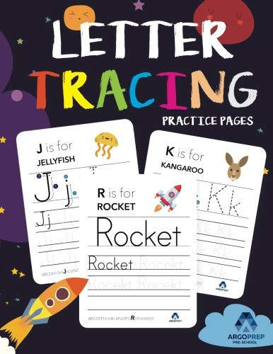Letter Tracing Book for Preschoolers: Ages 3+ and weekly FREE Bonuses (Printable Tracing Worksheets For 3 Year Olds)