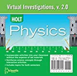 Holt McDougal Physics: Virtual Investigations CD-ROM