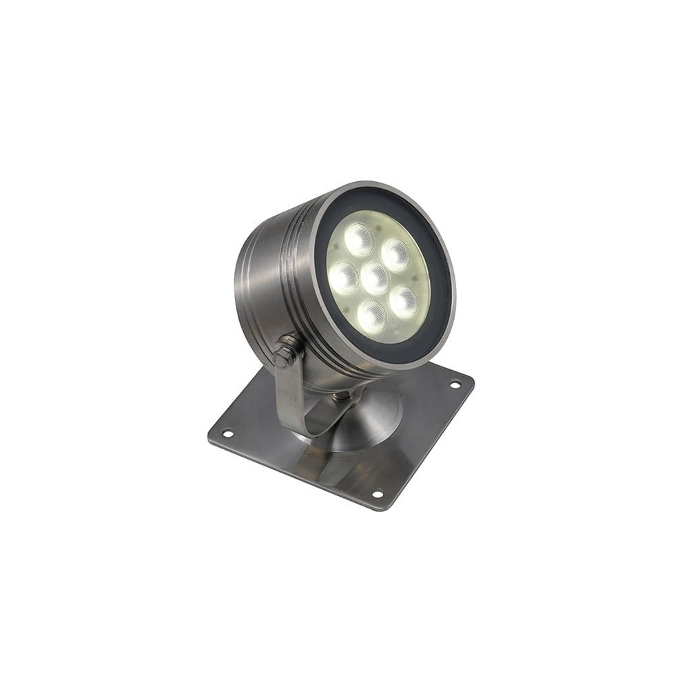 Ansell Lighting Meteor LED Submersible 6W LED Stainless Steel