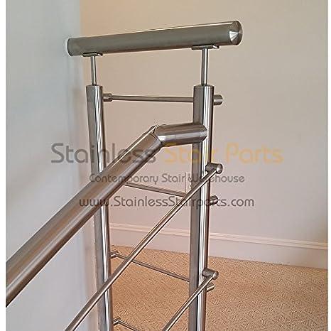 Amazon.com: Escalera de – ángulo ajustable Conector de acero ...