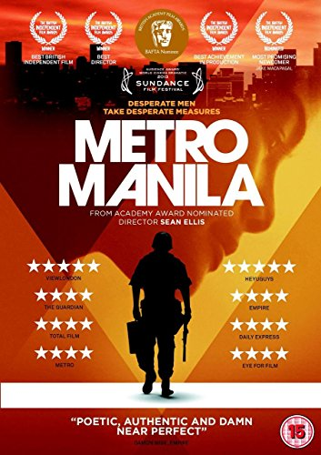 Metro Manila (2013) [ NON-USA FORMAT, PAL, Reg.2 Import - United Kingdom ]