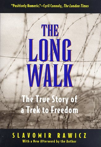 THE LONG WALK BOOK PDF