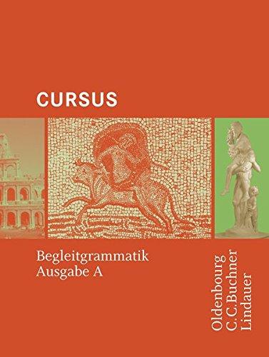 Cursus - Ausgabe A / Cursus A Begleitgrammatik Broschiert – 14. März 2005 Friedrich Maier Stephan Brenner Britta Boberg Reinhard Bode
