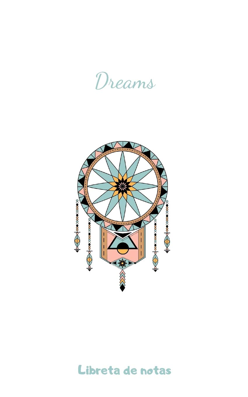 Amazon.com: Dreams Libreta de Notas: Cuaderno de 110 Páginas ...
