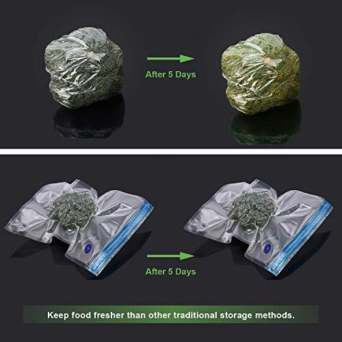 AsianiCandy 20 Reusable Vacuum Seal Bag Set