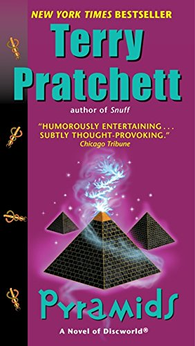 Book cover for Pyramids