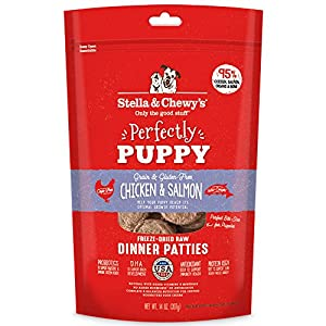 Stella & Chewy's Dinner Chicken Patty Dog Food, 14 oz