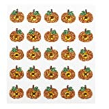 Jolee's Boutique Dimensional Stickers, Pumpkin