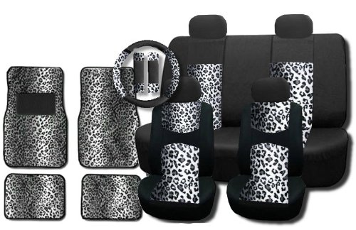 car seat cover cheetah - 8