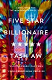 Five Star Billionaire by Tash Aw front cover