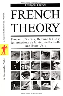 French Theory par Cusset