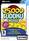 25,000 Sudoku Puzzles