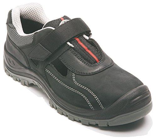 Blakläder 23110000990036 Sandales de sécurité S1P Taille 36 Noir