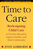 Time to Care, Joan Lombardi, 1592130097